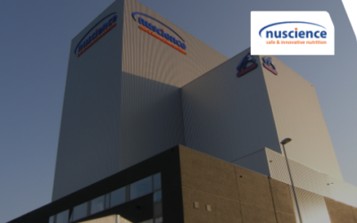 Nuscience – Project Management nieuwe fabriek