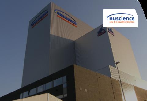 Nuscience – Project Management nieuwe fabriek