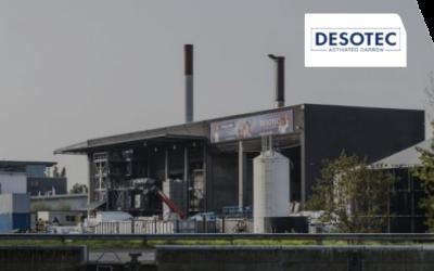 Desotec – Veiligheidsondersteuning regeneratieovens