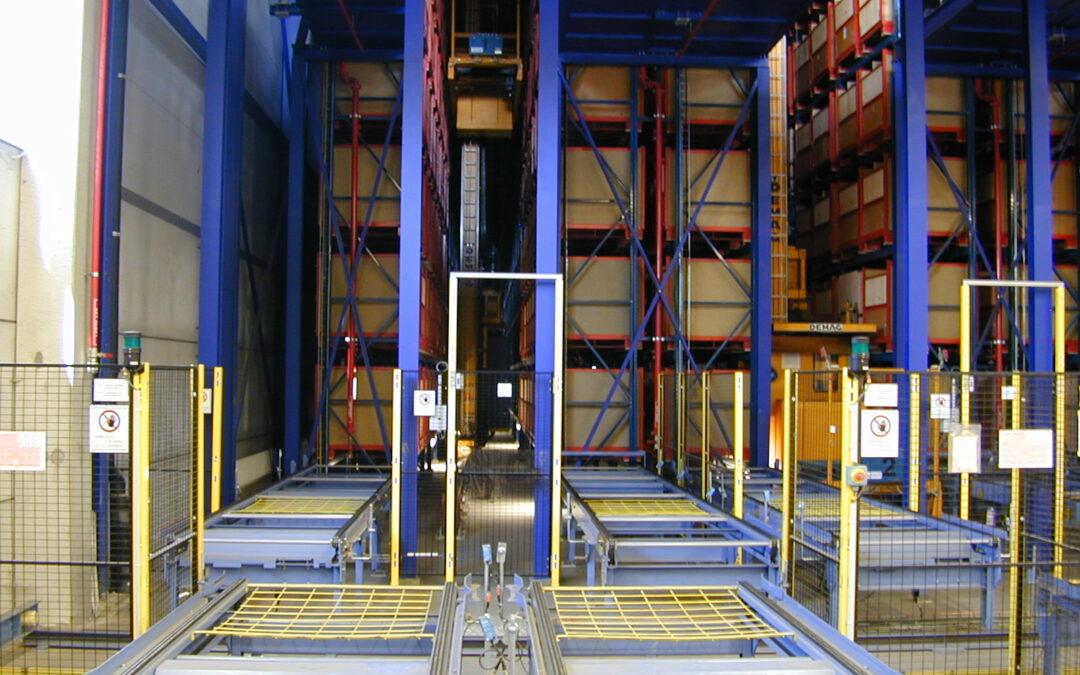 Case study: Verviervoudiging van de output van een hoogbouwmagazijn