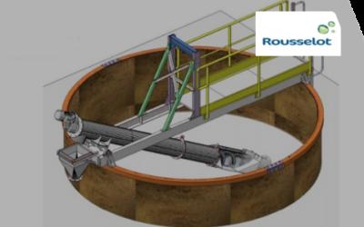 Rousselot – Upscaling, optimalisatie en vernieuwing van productie