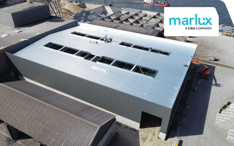 Marlux/Stradus – Uitbreiding site