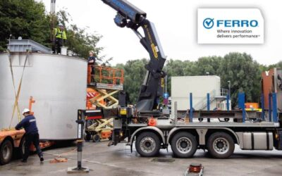 Ferro – verhuis, uitbreiding en vernieuwing productie in Menen